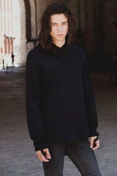 Miles McMillan - Model Profile
