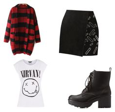 """""""Untitled #274"""" by deedee-07-love on Polyvore featuring Charlotte Russe and Anthony Vaccarello"""