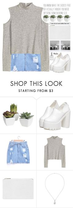 """celebrate your personal victories because no one else understands what it took to accomplish them"" by alienbabs ❤ liked on Polyvore featuring Pier 1 Imports, Whistles and CLEAN"