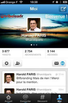 Ajouter une image d'en tête à votre profil Twitter
