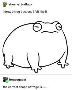 Tumblr Funny, Funny Memes, Hilarious, Tumblr Posts, Tumblr Stuff, Cute Frogs, Lol, Wow Art, Cute Animals