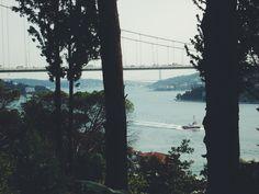 kanlıca, istanbul. #bosphorus #sea #landscape #nature #travel #istanbul #turkey