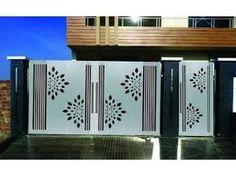 69 Ideas wood pallet bathroom house for 2019 House Main Gates Design, Front Gate Design, Door Gate Design, Door Design Interior, Fence Design, Balcony Railing Design, Window Grill Design, Front Gates, Entrance Gates
