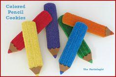 The Partiologist: Pencils