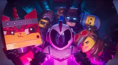 Movie Geek Feed - Movie, TV, Comic Book, and Entertainment News: Everything is Awesome When You Get to See The LEGO Movie 2 Early Lego Film, Lego Ninjago Movie, Lego Movie 2, Movie 21, Movie Film, Lego Universe, Den Of Geek, Opening Weekend, Everything Is Awesome