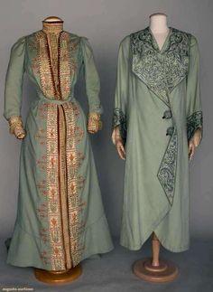 Coat and Dress  1900-1905