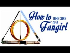 """Sometimes I really feel like this. If the internet had been as huge when I was 15 there is NO way I would've come out of my house. """"How to take care of a FANGIRL"""" by NerdyAndQuirky Youtube"""