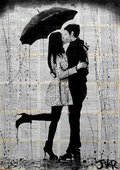 "Saatchi Art Artist Loui Jover; Drawing, ""one day (SOLD)"" #art"