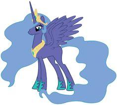 Queen Luna by Beavernator.deviantart.com on @deviantART