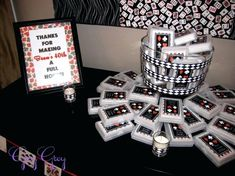 las vegas themed party decorations uk best baby shower playing cards theme images on casino birthday parties ideas