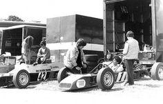 Ayrton Senna - Formula Ford 1981 by Racing Pics 1980s, via Flickr