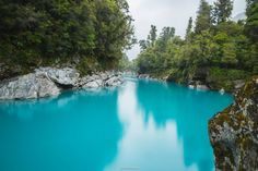 Hokitika Gorges. The most beautiful river I have ever seen. More pictures on the website!