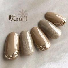 Chic Nails, Stylish Nails, Soft Nails, Gel Nails, Simple Nail Art Designs, Nail Designs, Hawaiian Nails, Office Nails, Japanese Nails