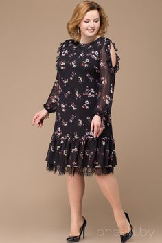 Frock Fashion, 60 Fashion, Plus Size Fashion, Fashion Outfits, Orange Plus Size Dresses, Plus Size Summer Dresses, Lace Dress Styles, Ankara Gown Styles, Modest Dresses
