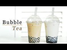 Bubble Tea - Milk Tea & Coconut - Eugenie Kitchen