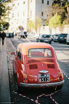 Roma by ilookandsee, via Flickr