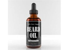 Nothing fancy, just 100% pure organic and a best-seller in beard oils that contains no fragrance and makes him kissable again (even with his scruff) beard-oil-gifts-for-men