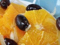 One Mother Hen: Orange Salad Orange Salad, Kitchen Recipes, Grapefruit, Food, Eten, Meals