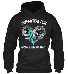 Food Allergy Awareness Shirt!   Teespring