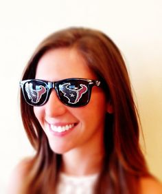 Houston Texans Glasses Sunglasses on Etsy