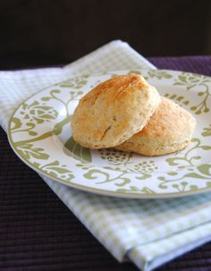 Beer Breakfast Biscuits