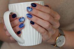 Fall nails art