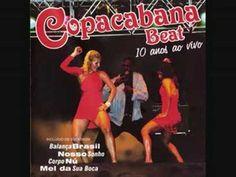 Mel da Sua Boca - Copacabana Beat