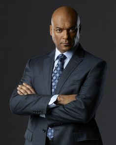 Colin Salmon - recurring role on CW Arrow