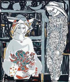 Bilderesultat for maleri kai fjell Scandinavian Art, Global Art, Art Market, Painting & Drawing, Kai, Auction, Artists, Drawings, Anime