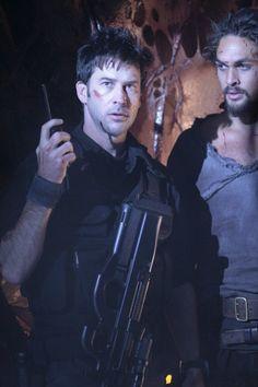 John and Ronon