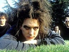 The Cures Robert Smith