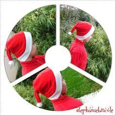 bonnet de noel, tuto, diy Stephanie Bricole, Christmas Crafts, Christmas Ornaments, Christmas Things, Stocking Hanger, Holiday Decor, Handmade, Gnome, Grinch
