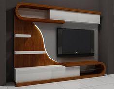 Tv Unit Interior Design, Lcd Unit Design, Tv Unit Furniture Design, Lcd Panel Design, Tv Wall Furniture, Living Room Partition Design, Living Room Tv Unit Designs, Room Partition Designs, Tv Wall Design