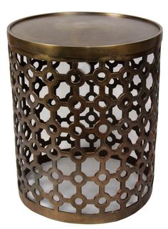 The Shiny Brass Antique from LH Imports is a unique home decor item. LH Imports Site carries a variety of Metallo items.