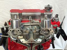 B20 engine. SU carbs