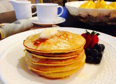 Yummy, gluten-free Coconut Pancakes!