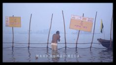 "Video Indien: ""Maha Kumbh Mela"""