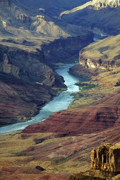 Bold Displays of Inner Canyon Color Grand Canyon National Park, Arizona, USA Dream Vacations, Vacation Spots, Places To Travel, Places To See, Travel Destinations, Places Around The World, Around The Worlds, Beautiful World, Beautiful Places