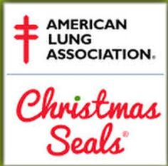 American Lung Association Free 2015 Christmas Seals - US