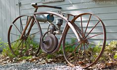 board track racer | ... . His latest creation is this full size replica Board Track Racer