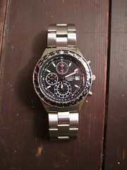Seiko 7T92 Slide-Rule Chronograph.  $SOLD, great runner!