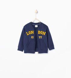 """""""LONDON"""" jacket from Zara"""