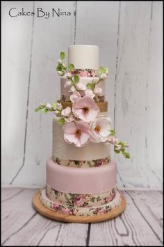 Rosealyn by Cakes by Nina Camberley