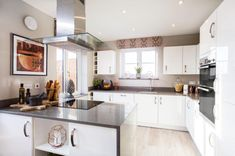 4 bedroom detached house for sale - The Astley at Oak Tree Gardens, Frearson Road Donington le Heath Leicestershire Home Buying Process, Open Plan Kitchen Dining, Bloor Homes, Open Plan Kitchen, Property, Detached House, House, House Movers, Buying A New Home