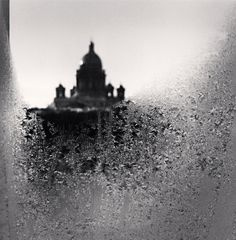 Michael Kenna St. Isaac's Cathedral, St. Petersburg, Russia, 1999