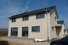Fenster Schiefergrau RAL 7015