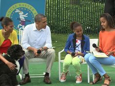 Obama, Romney bring kids into campaign
