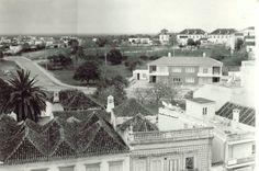 Casa dos magistrados e horta Del Rei Algarve, Portugal, Nostalgia, Paris Skyline, Travel, Anos 60, Vegetable Garden Planner, Houses, Photos