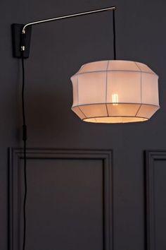 Sklep z lampami - CORSE Gold/Black/White kinkiet 105712 Markslojd