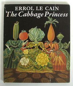 The Cabbage Princess (Errol Le Cain)